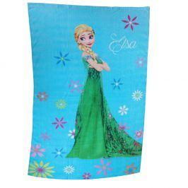 CTI Osuška Frozen (Ledové království) Elsa Garden 70x120 cm