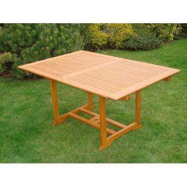 Zahradní stůl obdélníkový - rozkládací