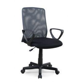 Kancelářská židle Alex šedo-černá