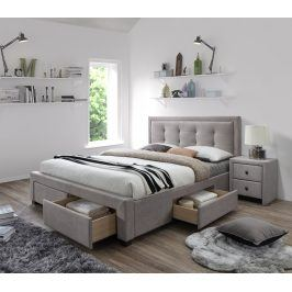 Čalouněná postel Evora
