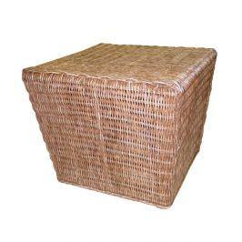 Ratanový obývací stolek DIAMOND