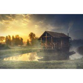 Tištěný obraz - Samota