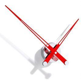 Designové nástěnné hodiny Nomon Axioma IN red 60cm