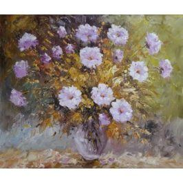 Obraz - Váza s květinami