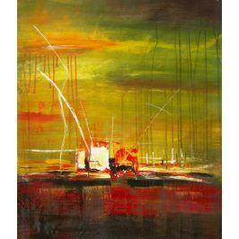 Obraz - Na moři