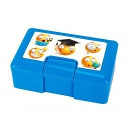 BANQUET Box svačinový EMOTICONS 19,8 x 12,7 x 7 cm