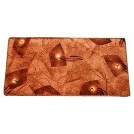 Kusový koberec SIGMA, 44 hnědá, 140x200 cm