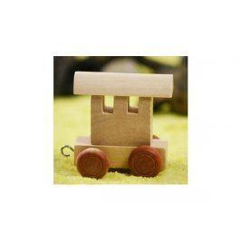 Koncový vagónek, hnědá kolečka
