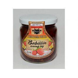 Pečený čaj Vanilková jahoda 420 ml