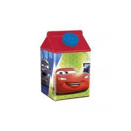 BANQUET Láhev na nápoje hranatá CARS RACERS EDGE 500 ml