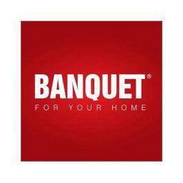 BANQUET Vařečka s digitálním teploměrem Culinaria Red