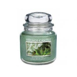 Vonná svíčka ve skle Eukalyptus a máta-Eucalyptus mint, 16oz