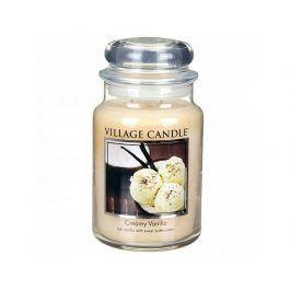 Vonná svíčka ve skle Vanilková zmrzlina-Creamy Vanilla, 26oz