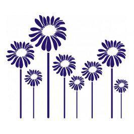Samolepící dekorace Květina 6