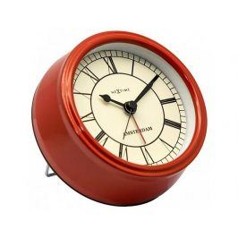 Designové stolní hodiny 5199ro Nextime Small Amsterdam 11cm