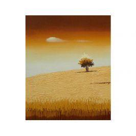Obraz - Strom a obilí
