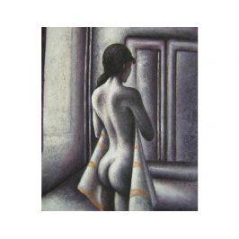 Obraz - Nahá žena ze zadu
