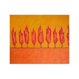 Obraz - Hořící sirky