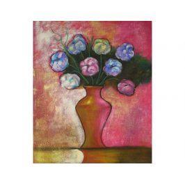 Obraz - Váza s kuličkami