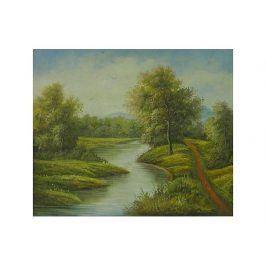 Obraz - Vlnící se řeka