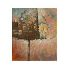 Obraz - Cihlová zeď
