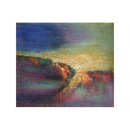 Obraz - Zlatá vlna