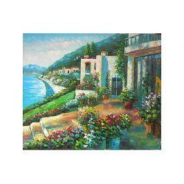 Obraz - Rozkvetlá mořská zahrada