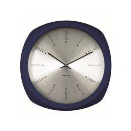 Designové nástěnné hodiny 5626BL Karlsson 31cm