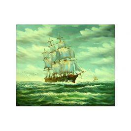 Obraz - Plachetnice na moři 5