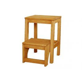 Stolička - vyklápěcí