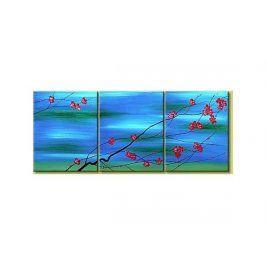 Obrazový set - Modré mámení