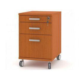 Kontejner - tužkovník, zásuvka, kartotéka