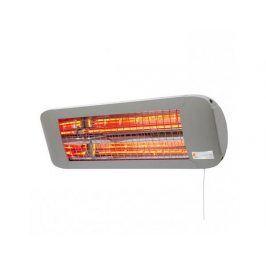 Infrazářič ComfortSun24 1400W, tahový vypínač, White Glare