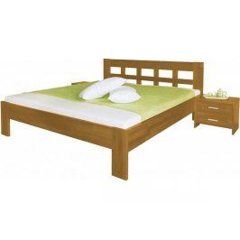 Masivní postel Delanna