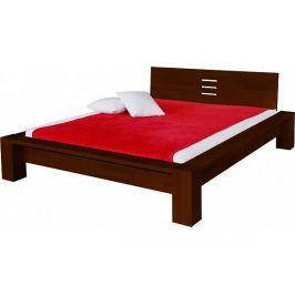 Masivní postel Savina