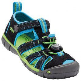 Dětské sandály SEACAMP II CNX, black/blue danube kluk 38