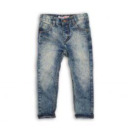 Kalhoty chlapecké džínové modrá 98/104