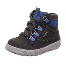 Chlapecká celoroční obuv ULLI GTX šedá 25