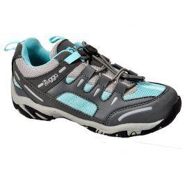 sportovně vycházková obuv modrá 35