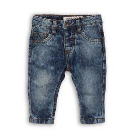 Kalhoty chalepecké džínové modrá 80/86