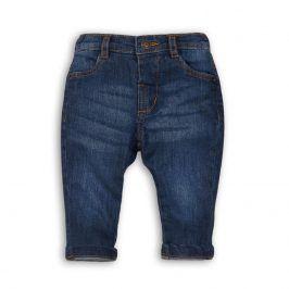 Kalhoty chlapecké džínové modrá 62/68