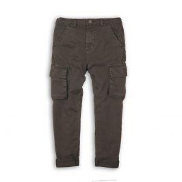 Kalhoty chlapecké kapsové kluk 140/146