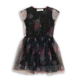 Šaty dívčí černá 128/134