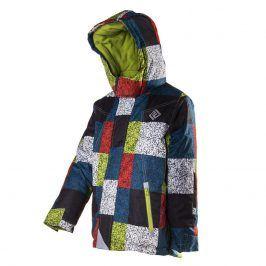 bunda dětská zimní lyžařská kluk 98