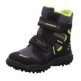 zimní boty HUSKY GTX zelená 28