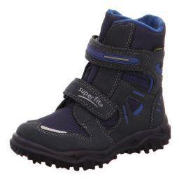 zimní boty HUSKY GTX tmavě modrá 27