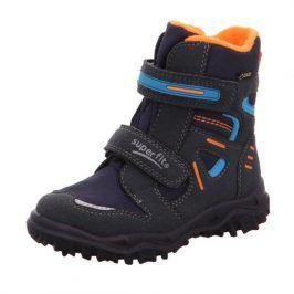 zimní boty HUSKY GTX oranžová 33