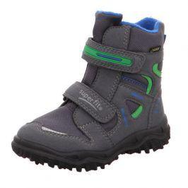 zimní boty HUSKY GTX šedá 28