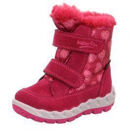 dětské zimní boty ICEBIRD růžová 31