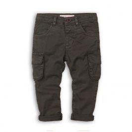 Kalhoty chlapecké kapsové kluk 86/92
